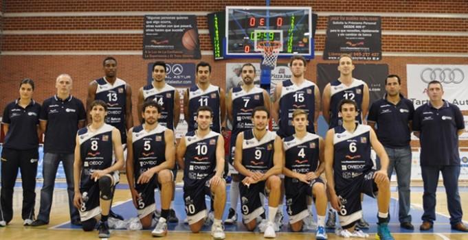 Unión Financiera Baloncesto Oviedo